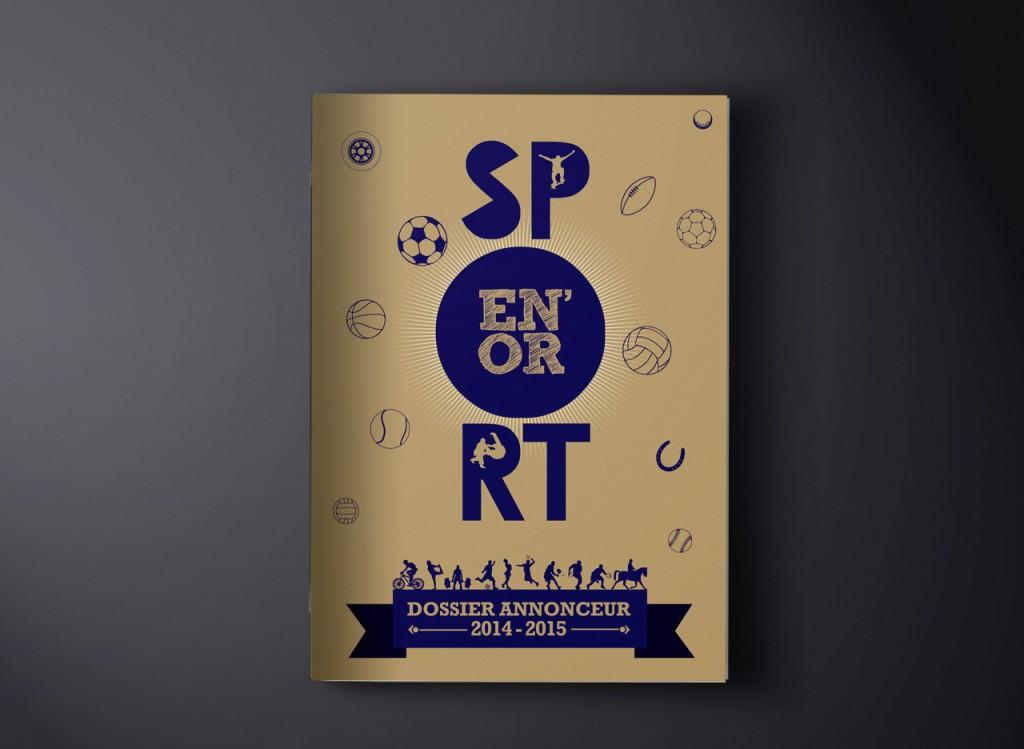 Dossier annonceur Sport en Or